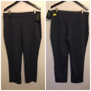 Nike Pants & Jumpsuits - Nike Power Women's Slim Golf Pants Size XL